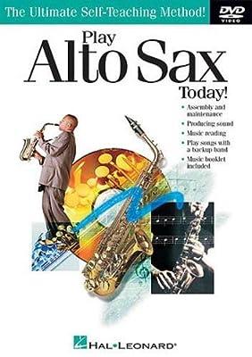 Play Alto Sax Today DVD