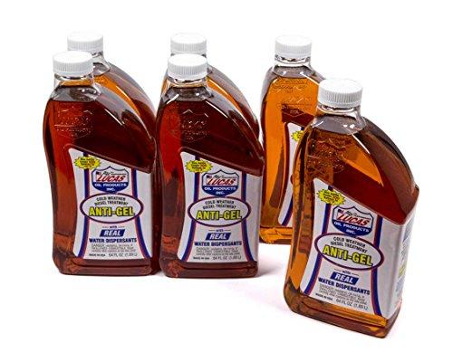 Lucas Oil Products 10866-6 Diesel Treatment Anti Gel, 384. - Diesel Anti Gel Fuel