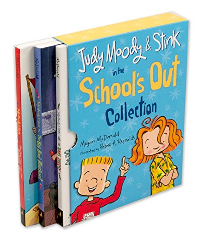 Judy Moody and Stink in the School's Out Collection (Judy Moody And Stink The Holly Joliday)