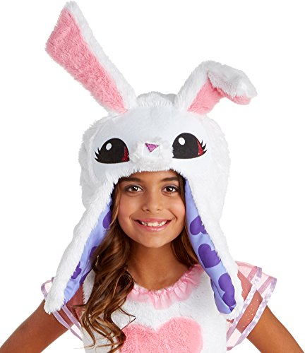 National Geographic Kids Animal Jam Costume Hoodie (Enchanted Magic Bunny)