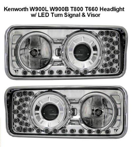 Kenworth T800 Led Lights - 9