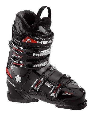 Head Herren Skischuhe FX7, Black/Red, 604415-29