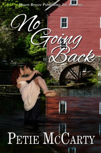 Book: No Going Back by Petie McCarty