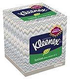 KLEENEX Lotion Facial Tissue, 3-Ply, 75 Sheets, 27 per Carton