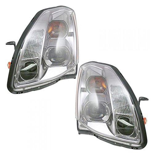 04 maxima headlight assembly - 9