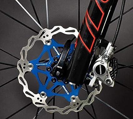 BRAKCO Mountain MTB bike Bicycle Brake Disc Floating Rotor 160//180 Rotors bolts