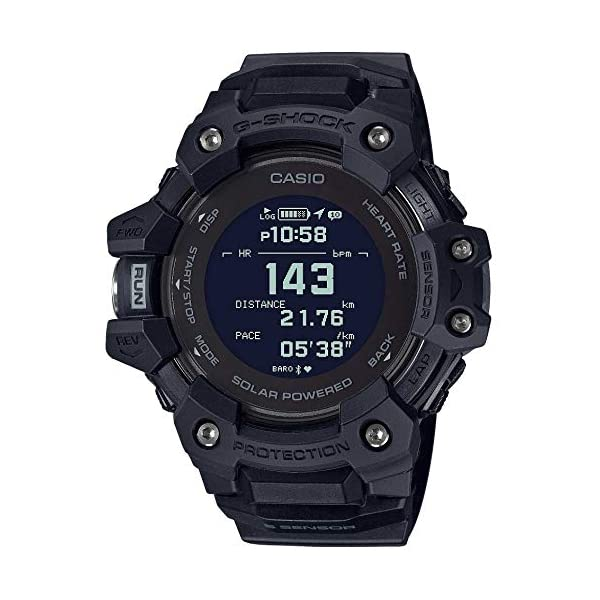 CASIO G-Shock Digital GBD-H1000-1ER 2