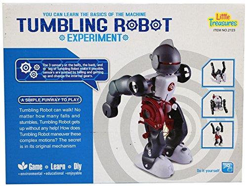 Little Treasures Tumbling Robot Education Toy