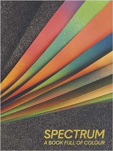 Spectrum: Enjoy the color: Index Book: 9788415308485: Amazon.com: Books