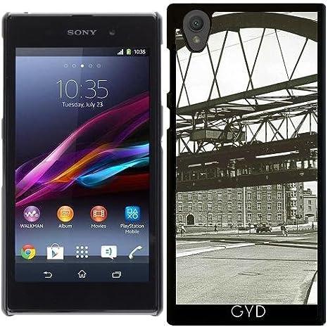 DesignedByIndependentArtists Funda para Sony Xperia L1 ...