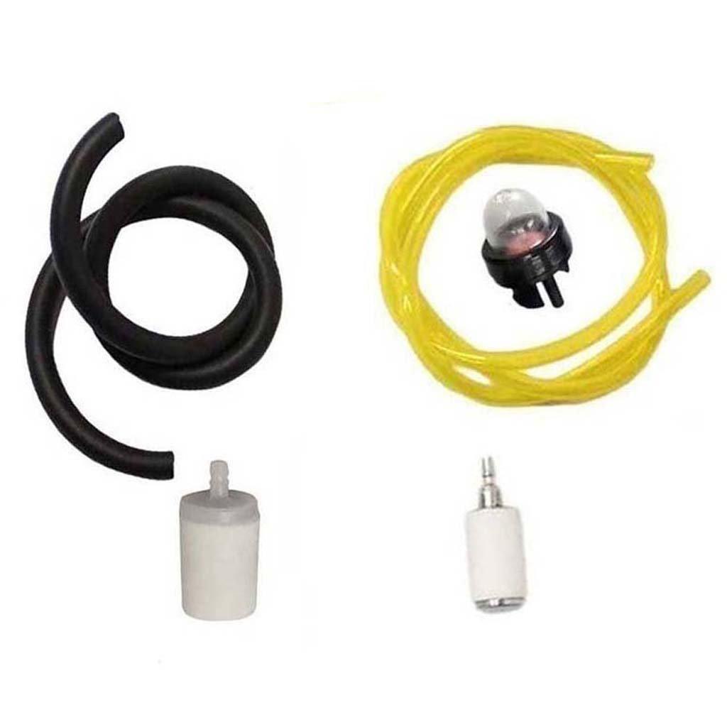 Primer Bulb For HUSQVARNA123L 322L 325L 123C 326 322C Fuel Filter Fuel Line