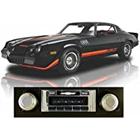 1978-1981 Camaro USA-630 II High Power 300 watt AM FM Car Stereo/Radio with iPod Docking Cable