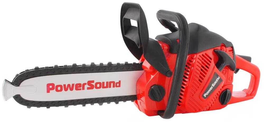 Iso Trade Spielzeug Kettens/äge Power Motors/äge Batteriebetrieben Bewegung Ger/äusche Gummi 4484