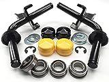 Flip Manufacturing GY22251BLE GY22252BLE Steering Spindle Kit John Deere LA100 LA105 LA115 LA120