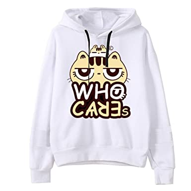 Sudaderas Tumblr Adolescentes Chicas, K-Youth Who Cares ...