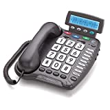 ClearSounds CSC50 Amplified Telephone - Black
