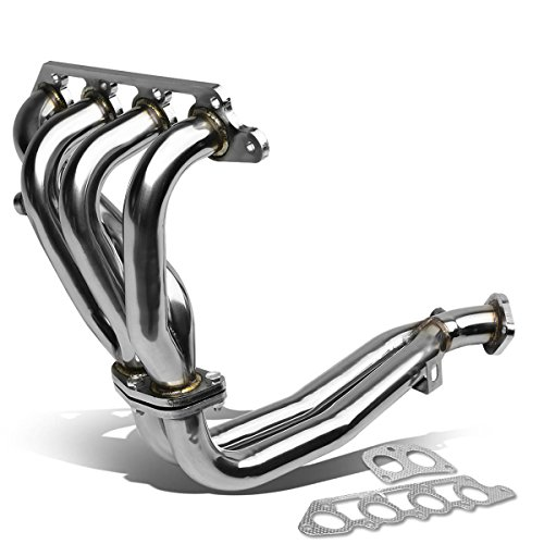 For 98-03 Ford Escort Zetec DOHC Stainless Steel Racing Exhaust Header
