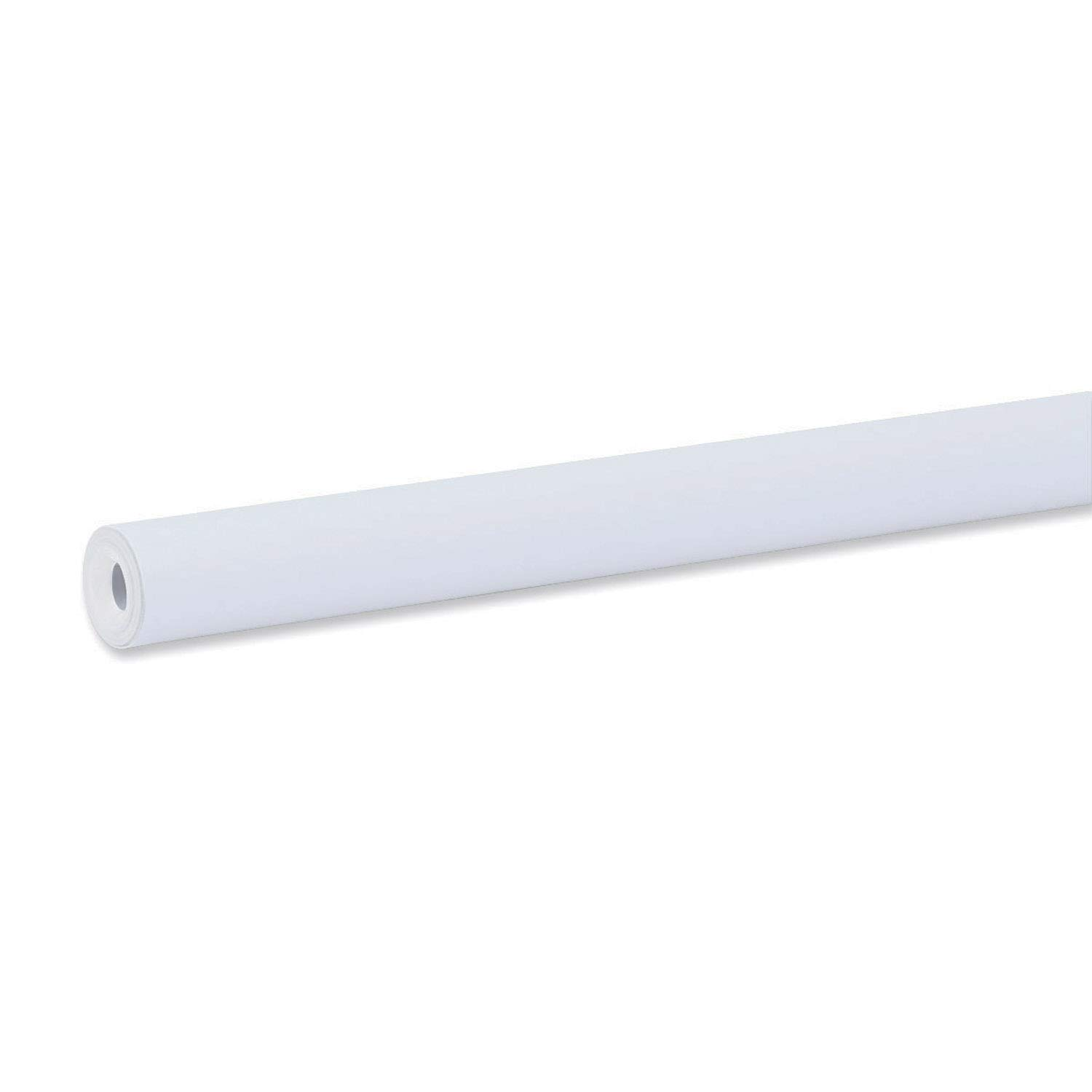 Fadeless PAC57015 Bulletin Board Art Paper, White, 48'' x 50', 1 Roll by Pacon