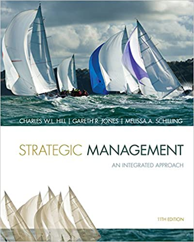 Amazon. Com: strategic management: theory & cases: an integrated.