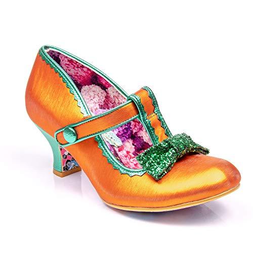 Janes Rose multicolore Orangeorange ChoiceMary X Femme Irregular Pour 4Lj3A5R
