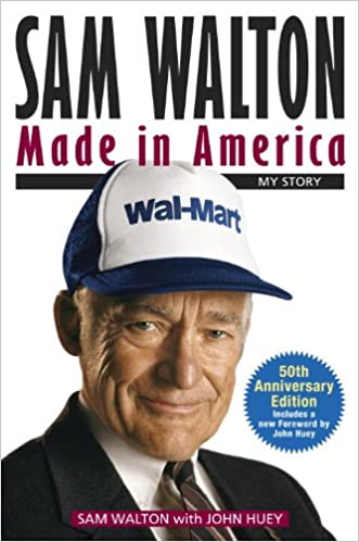 Image result for 'Made in America' by Sam Walton