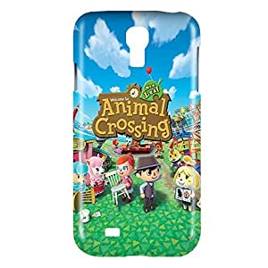 Animal Crossing Snap on Plastic Case Cover Compatible with Samsung Galaxy S4 GS4