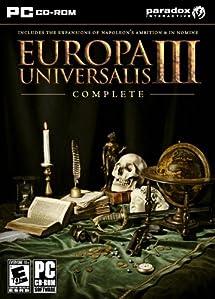 Europa Universalis III: Complete - PC