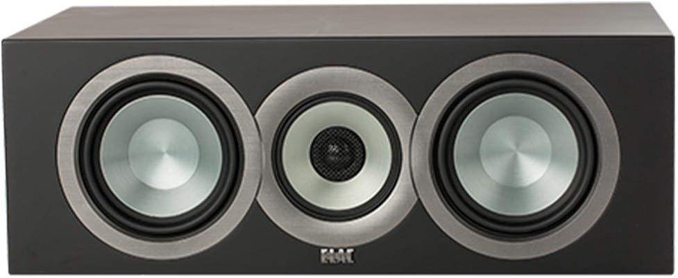 ELAC Uni-fi CCU5 Center Speaker (Finished Satin Black Cabinet Single)
