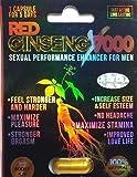 Red Ginseng 7000 Male Enhancement Pills (10)