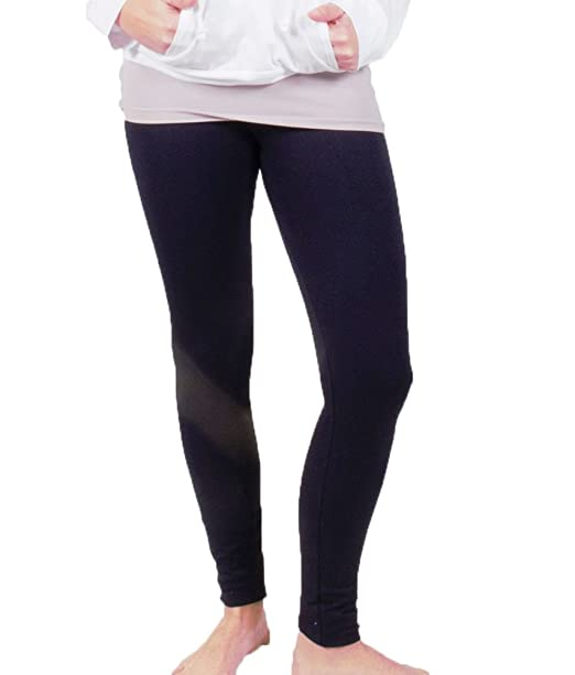 9f5dc9340717b0 Image Unavailable. Image not available for. Color: One 5 One Women's Ab  Shapper Leggings ...