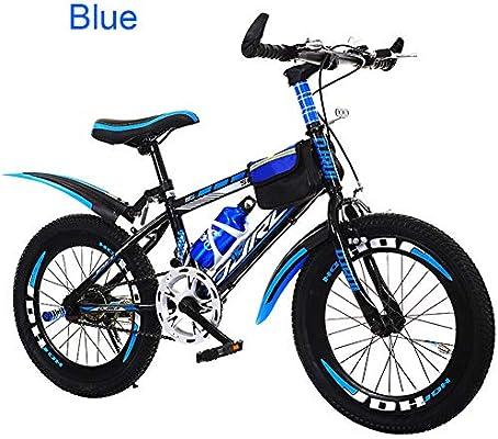 OPIB Bicicleta para niños 1 Velocidad niño niña 18 20 Pulgadas ...