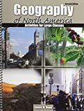Geography of North America : Activities for Large Classes, Dunn, James M., 1465210164