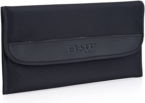 B+W B4 - Estuche B4 para filtros hasta 62 mm: Amazon.es: Electrónica