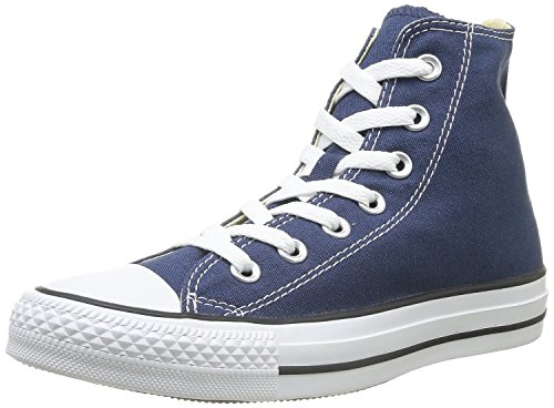 Converse Vrouwen Chuck Taylor All Star Hi Top Navy M9622 (9 B (m) Us Women / 7 D (m) Us Men, Marine)