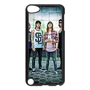 iPod 5 Black Cell Phone Case Pierce The Veil TGKG596966