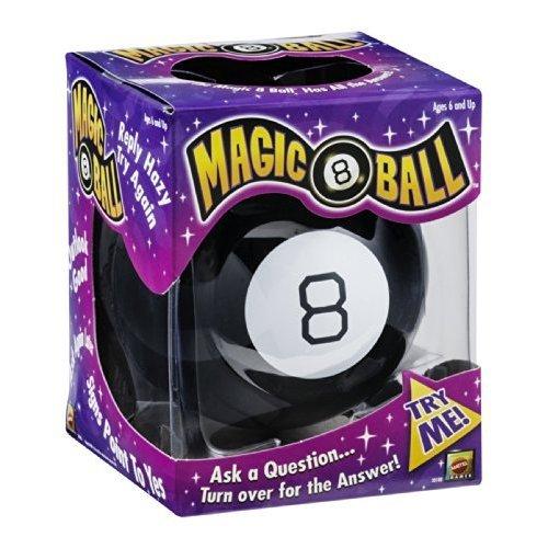 Mattel Games 30188 Magic 8 Ball® by Ball Magic (Image #1)