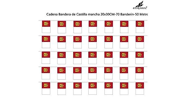 Durabol Cadena Bandera de Castilla Mancha Comunidades autónomas de ...