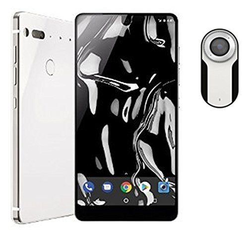 Essential Phone With World S Smallest 4K 360 Degree Camera