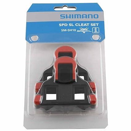 41e0f159ffc4 Amazon.com : SHIMANO Unisex Cleat Set Self-Aligning SM-SH11 : Sports ...