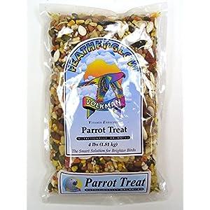 Volkman Seed Featherglow Parrot Treat 4lb 45