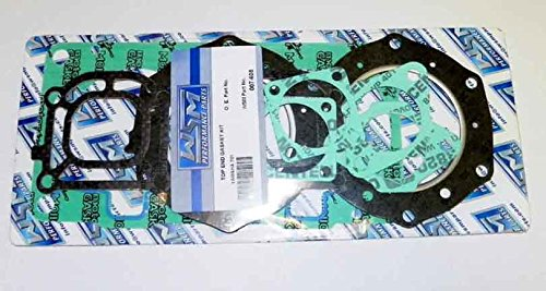 Yamaha Top End Gasket Kit Model 701 61X WSM 007-608