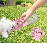 M&MKPET Dog Water Bottle for Walking Portable Dog