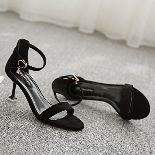 Zapatos La Verano De Zapatos Con De La En En En Con Zapatos Alta Alto 1f2dfa