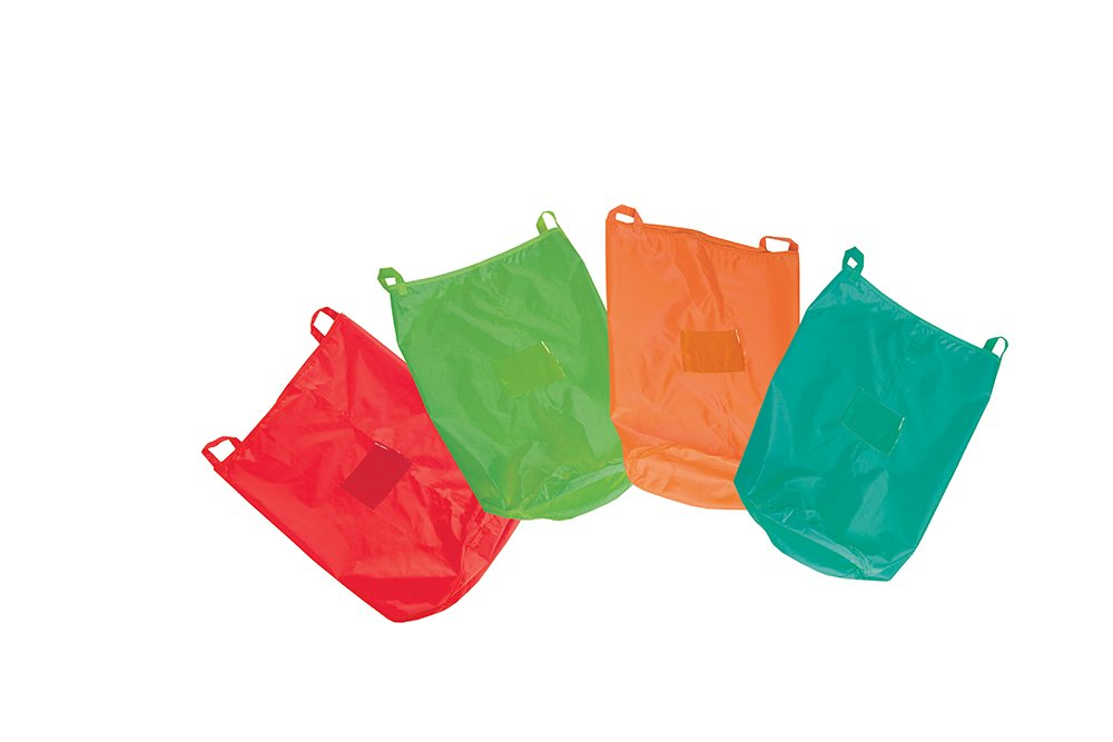 Pacific Play Tents 4 Kids Jumping Sacks with Handles for potato sack Races – 24