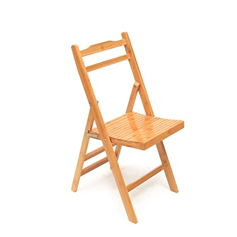 Swell Amazon Com Dining Chairs Seat Chair Fold Bamboo Writing Machost Co Dining Chair Design Ideas Machostcouk