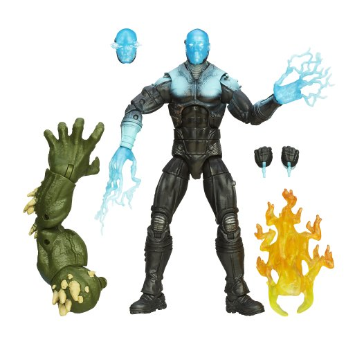 Marvel The Amazing Spider-Man 2 Marvel Legends Infinite Series Marvel's Electro Figure 6 - Spider Figure Amazing 2 Man