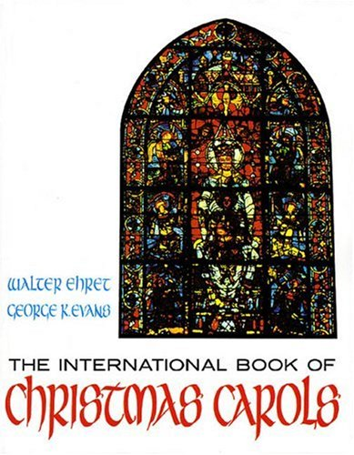 - The International Book of Christmas Carols