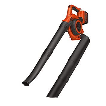 Black+Decker GWC3600L20-GB - 36V Soplador Aspirador: Amazon ...
