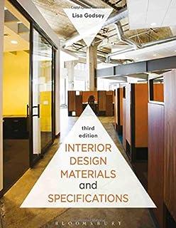Interior Design Materials And Specifications Studio Instant Access