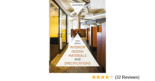 Incroyable Amazon.com: Interior Design Materials And Specifications: Studio Instant  Access (9781501317590): Lisa Godsey: Books